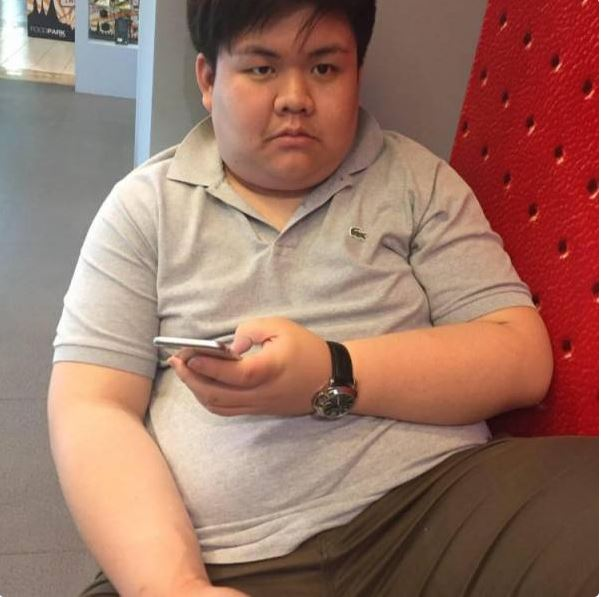 Man Went Through Major Weight Loss When His Crush Rejected Him