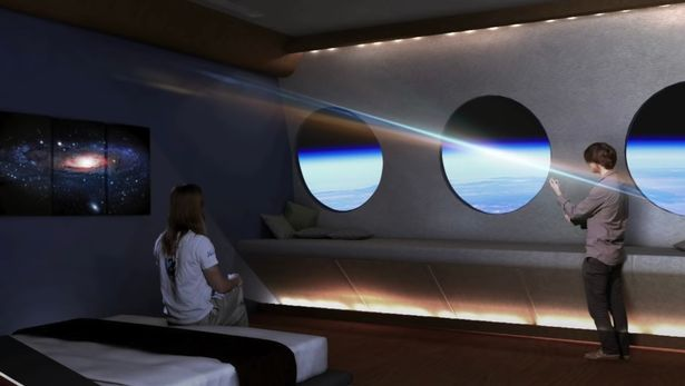 World's First Space Hotel With Bars and Cinema to Open From 2027