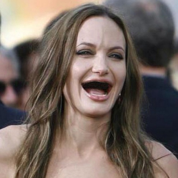 Your Favorite Celebrities Will Look Without Teeth