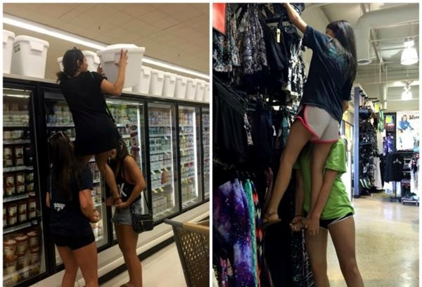 Situations every short-heightened girl will relate to