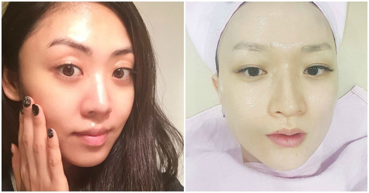 """""""Glass Skin"""" Skincare routine is going viral on internet"""