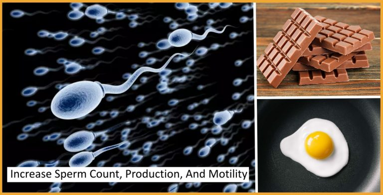 10 Food Items That Could Increase Sperm Count, Production