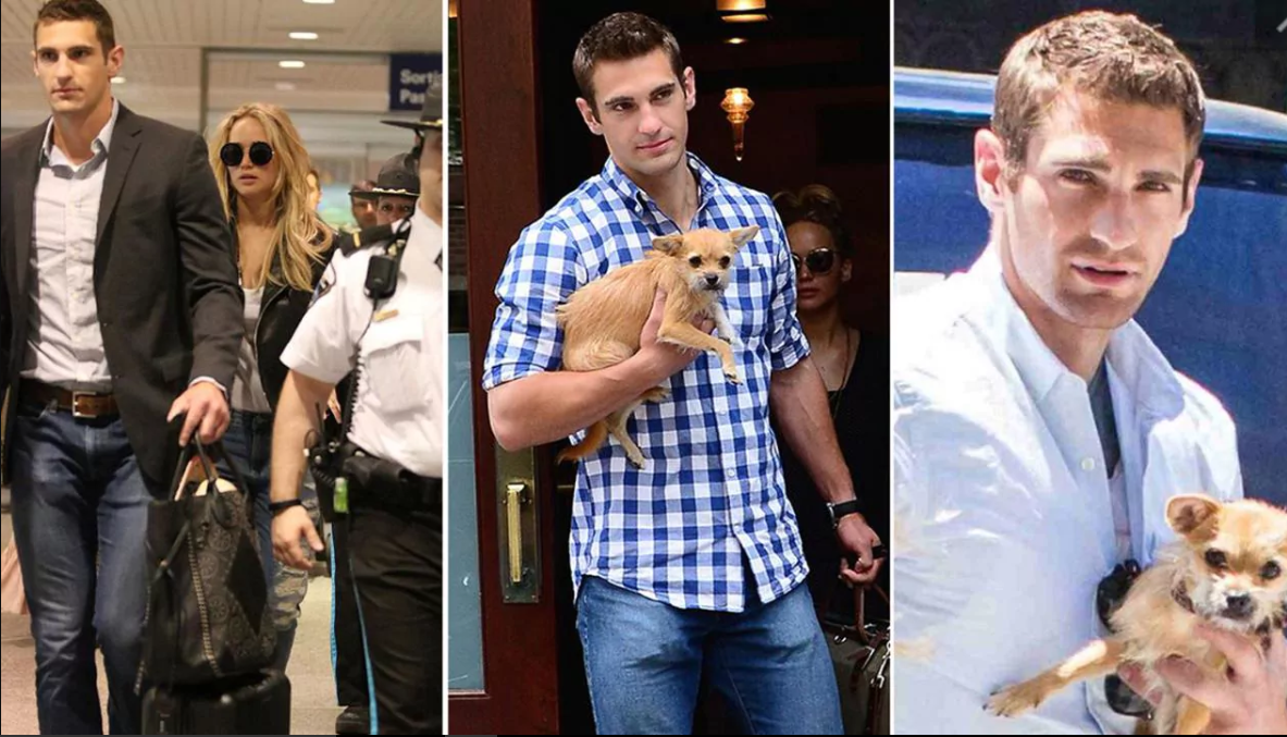 Celebrities Have Got Bodyguards Almost More Handsome Than Them