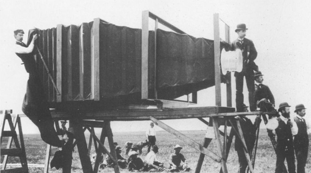 How The Picture Of First Camera Was Clicked
