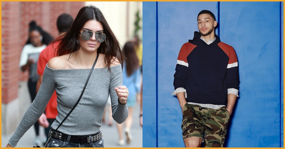 Kendall Jenner Is Dating Philadelphia 76ers Star Ben Simmons