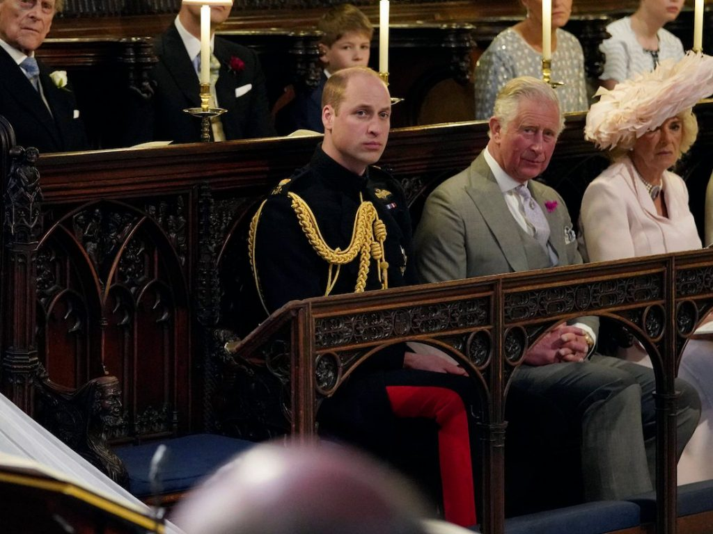 Truth Revealed! The Empty Seat At The Royal Wedding Was For Princess Diana