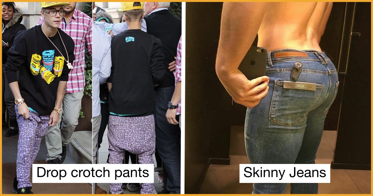 15 Boys Fashion Trends That Girls Hate The Most