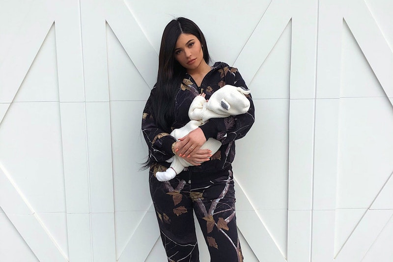 See How Kylie Jenner Celebrated Her First Ever Mothers Day