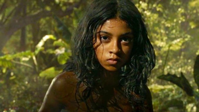 'mowgli' by warner bros released first trailer which will give you goosebumps