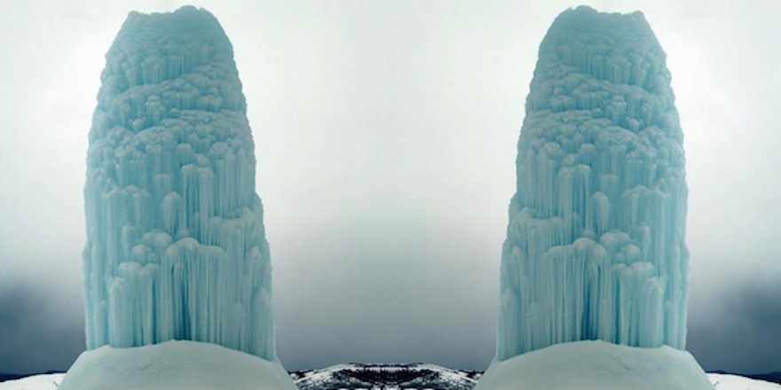 incredible pictures of frozen things which you will won't believe they are real!