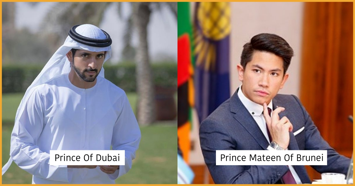 11 Most Handsome And Eligible Prince Of The World, You Can Still Try Your Luck With
