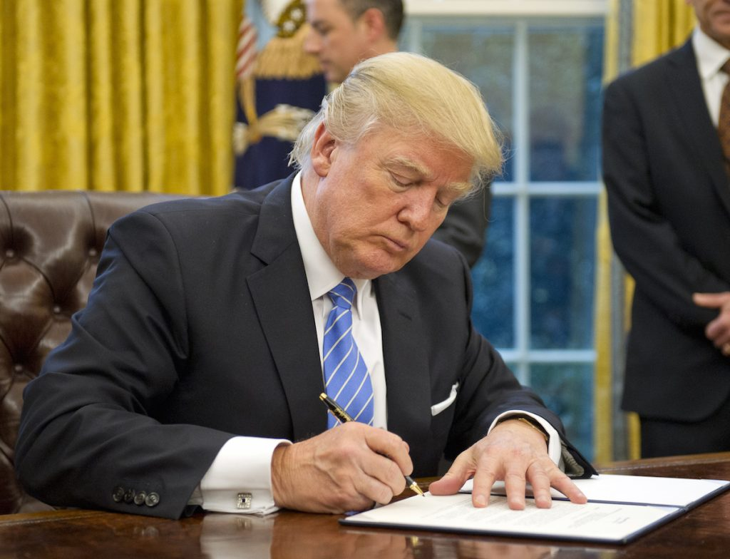 An English Teacher Corrects Donald Trump's Letter And Sends It Back To White House