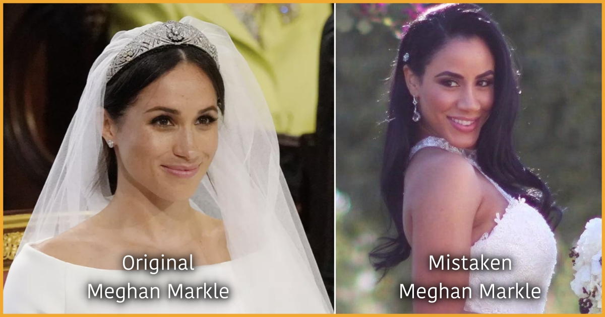 This Woman Claims That She Is Mistaken As Meghan Markle At least 4 Times A Day
