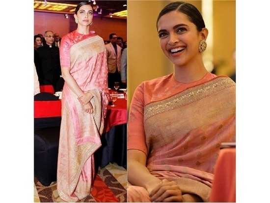 The Look Of These Bollywood Actresses In Saree