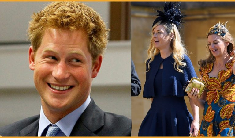 The Real Reason Why Prince Harry's Exes Were Invited To The Royal Wedding