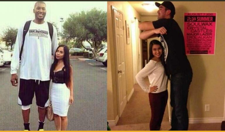 20 Stages All Guys Having Short Girlfriends Can Easily Relate To!