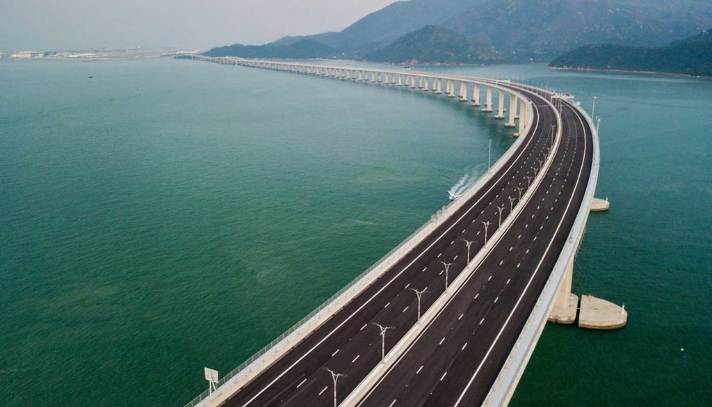 World's Longest Sea-Crossing Bridge Built Up By China Is Breathtaking