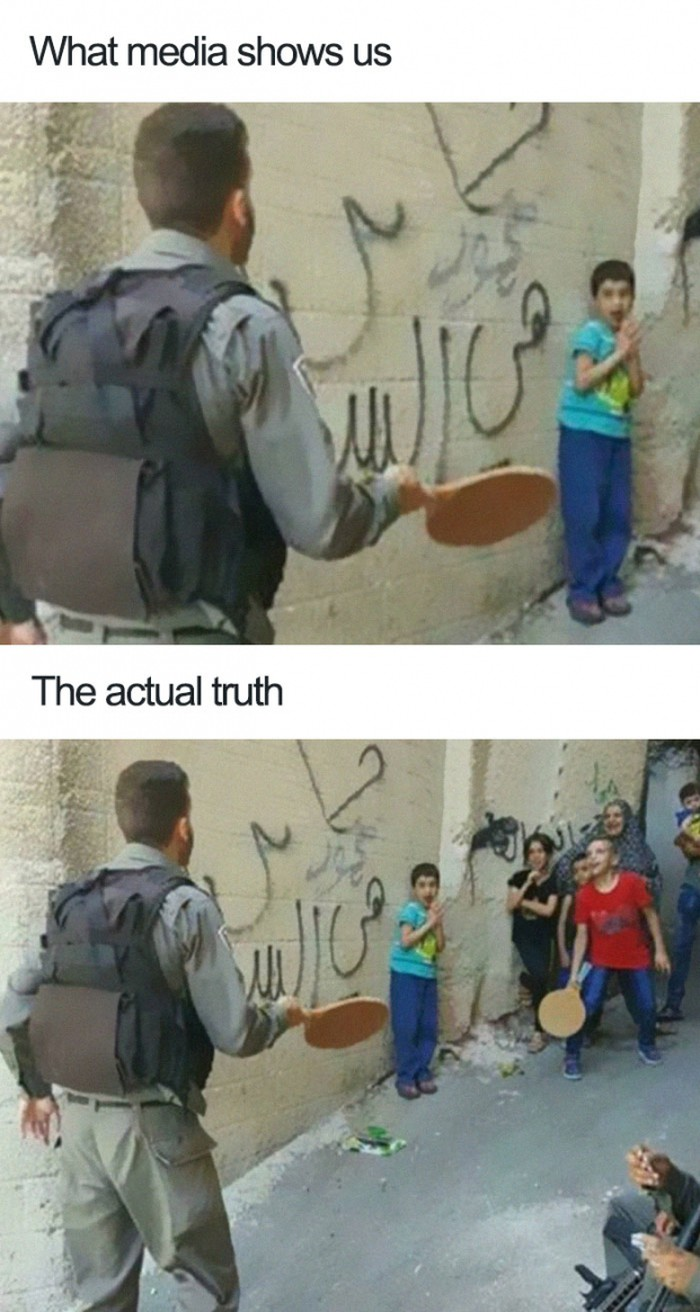 Pictures Showing The Difference Between What Media Shows Us Vs What Is The Actual Reality