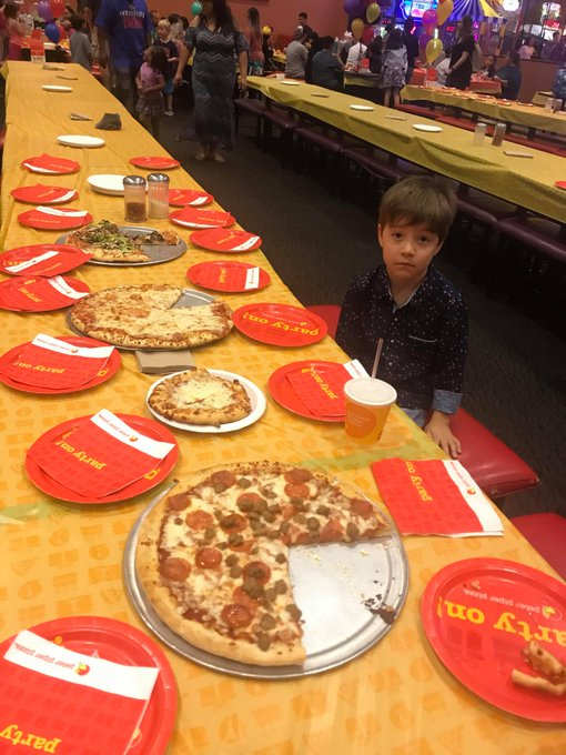 6-Year-Old Boy Eats Alone After Nobody Turned Up At His Birthday Party