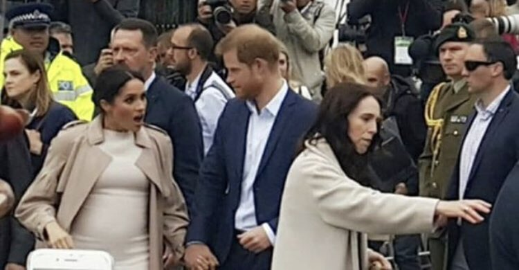 Meghan Markle's Reaction When She Spots A Girl She Used To Follow On Instagram