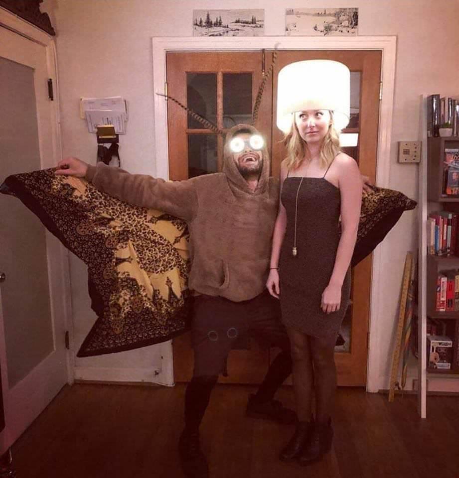 25 People Who Definitely Won Halloween