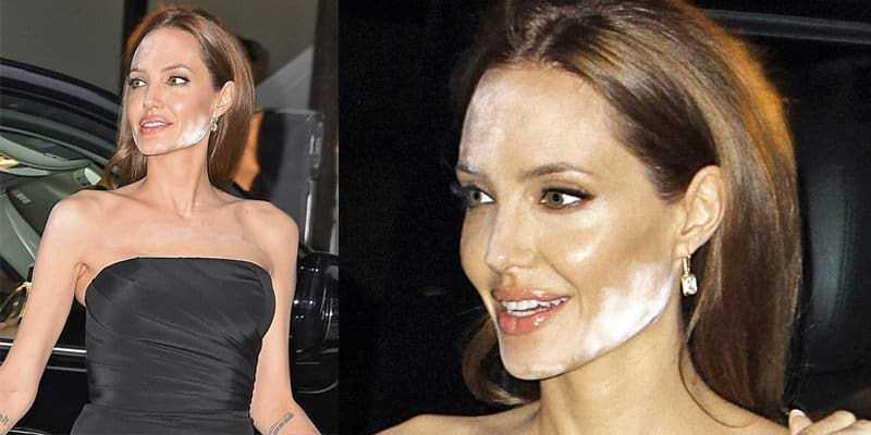 Most Hilarious Makeup Fails Of Hollywood Celebrities That You Will Ever See