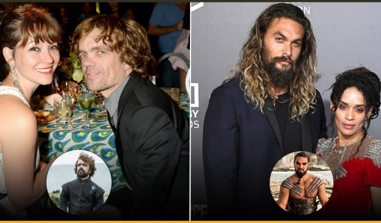 17 Game Of Thrones Characters With Their Real Life Partners