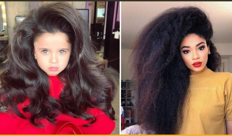 People Who Are Breaking The Internet With Their Amazing Hair