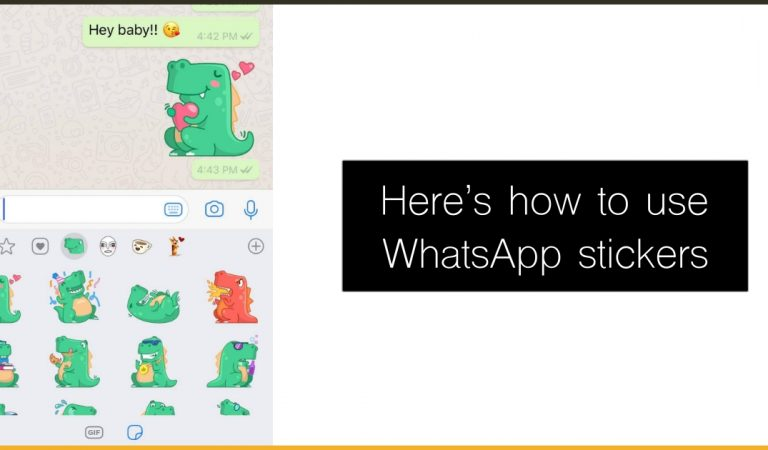 Learn How to Use WhatsApp Stickers for Android and iPhone!