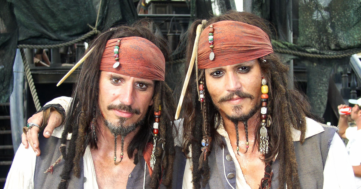 See How The Stunt Double Of These Actors Look Like