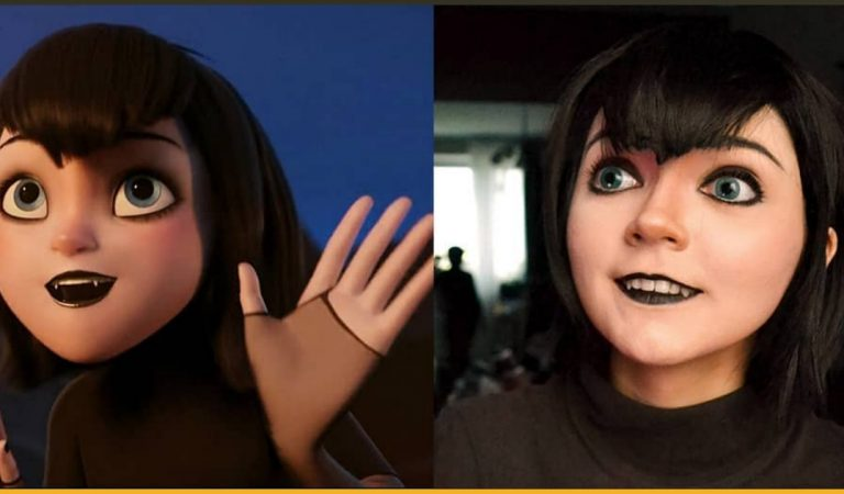 Meet Ksenia Perova, A 21-Year-Old Cosplayer Who Can Turn Herself Into Anyone
