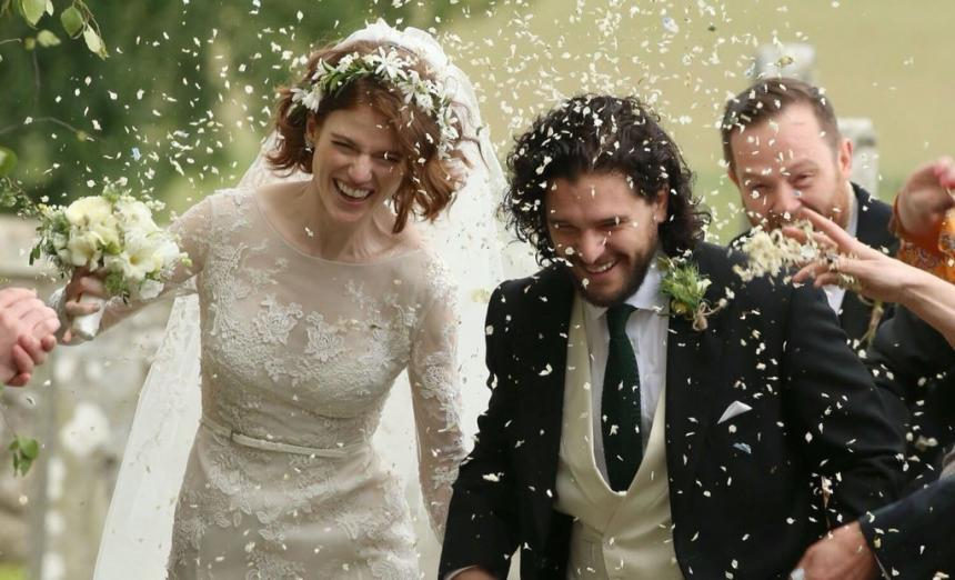 Game Of Thrones Characters With Their Real Life Partners