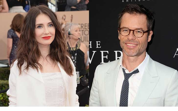 Carice Van Houte and her husband Hollywood Actor Guy Pearce