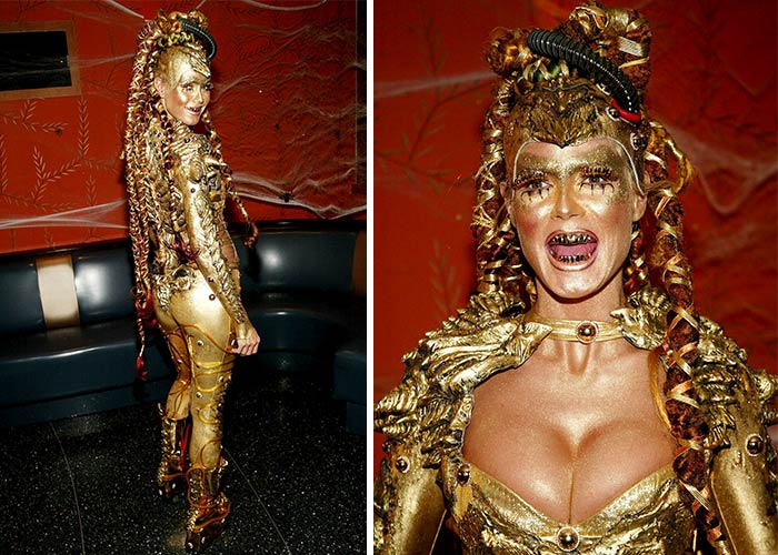 Heidi Klum Has Yet Again Proved That She Is The Halloween Queen By Revealing Her Latest Costume