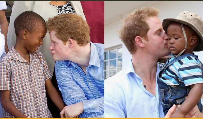 Reason Why People Love Prince Harry Way Too Much