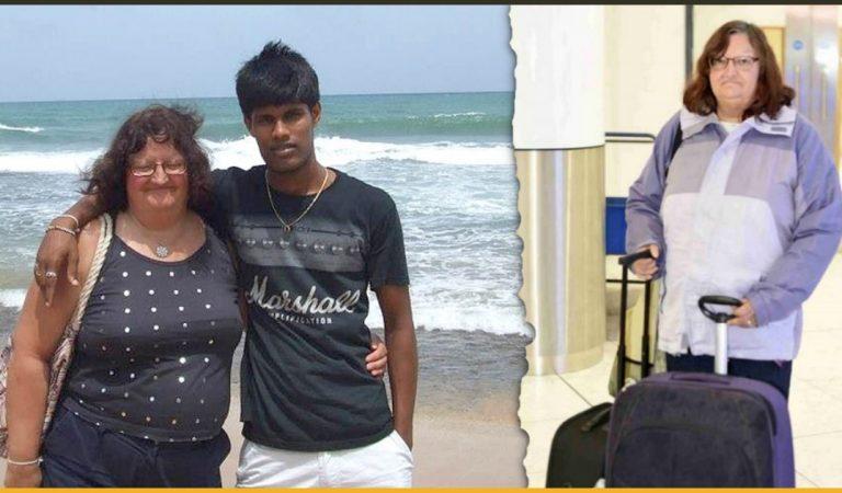 60 Years Old Woman Regrets Spending Her Life Savings On A Sri Lankan Boy