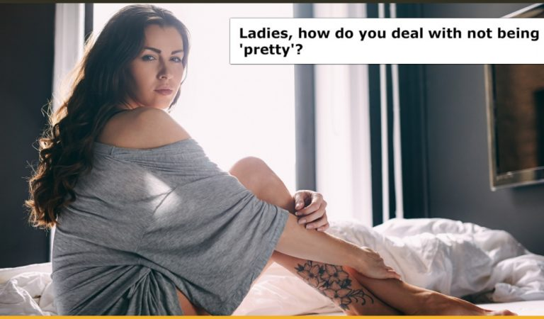 Woman On Reddit Asks 'How To Deal With Not Being Pretty' And A Guy's Reply Won Everyone's Heart