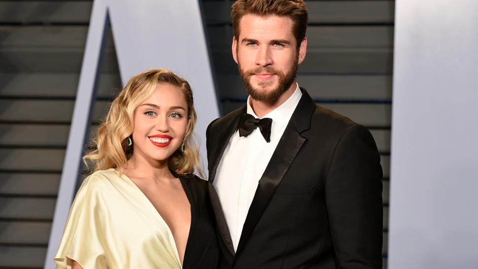 Pictures Prove That Miley Cyrus And Liam Hemsworth Secretly Got Married