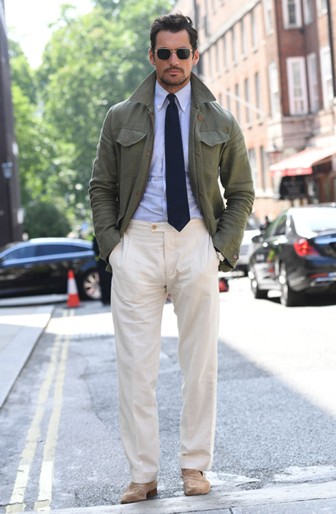 elegantly dressed men planet
