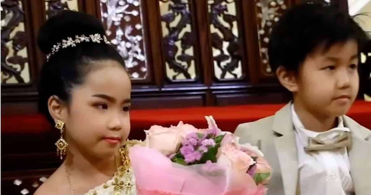 Parents Made Their 6-Year-Old Twins To Marry Each Other