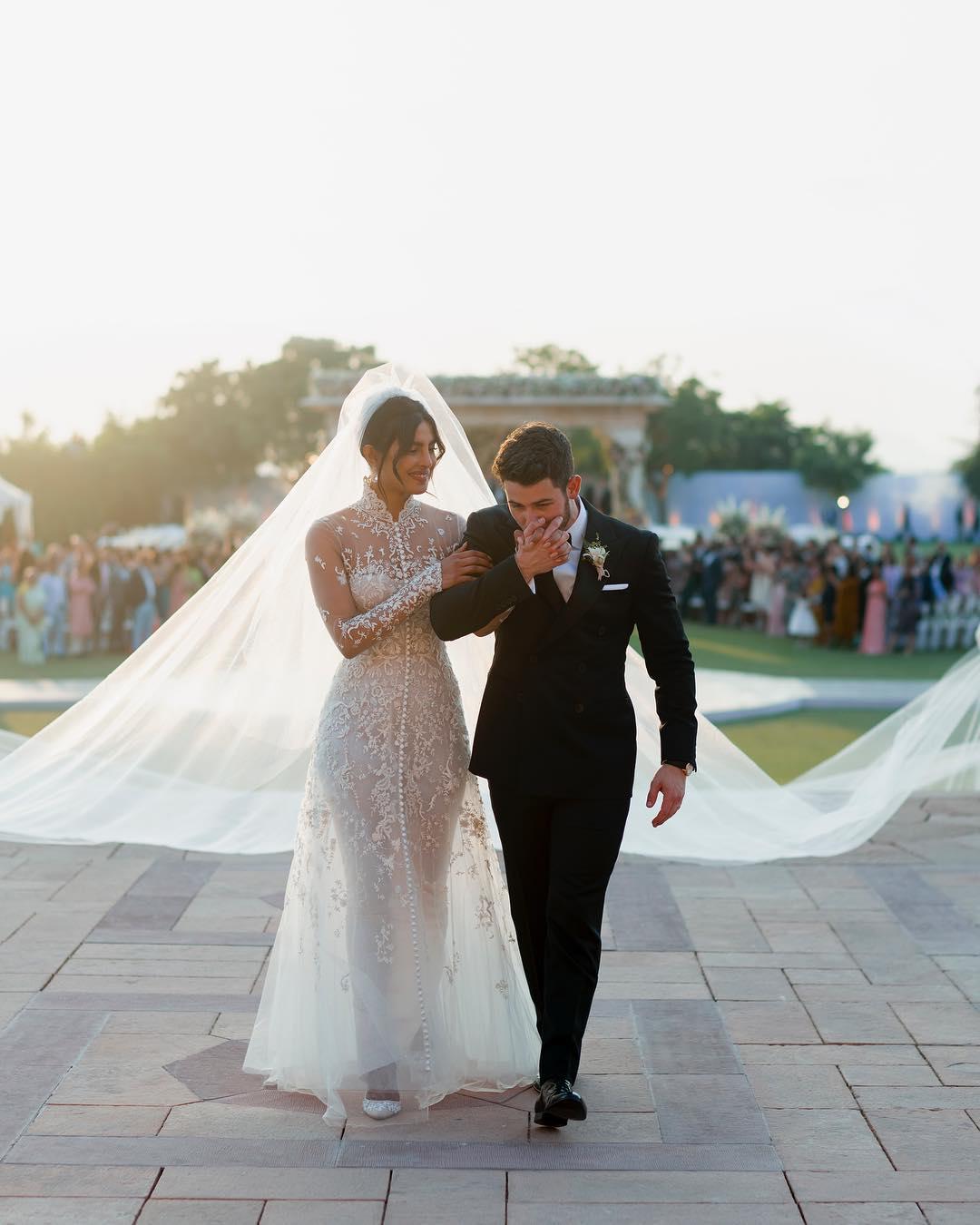 Priyanka Chopra And Nick Jonas Revealed their Honeymoon Destination And It Sounds So Magical