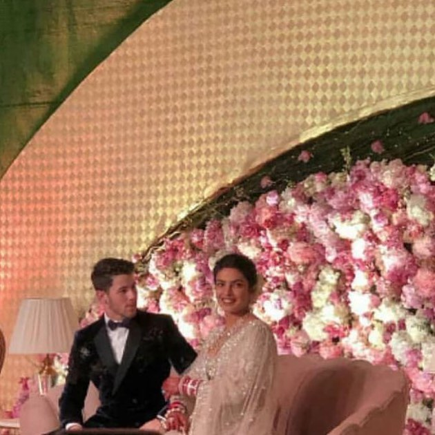 The Reception Pictures Of Priyanka Chopra And Nick Jonas At Taj Palace Are Beyond Beautiful