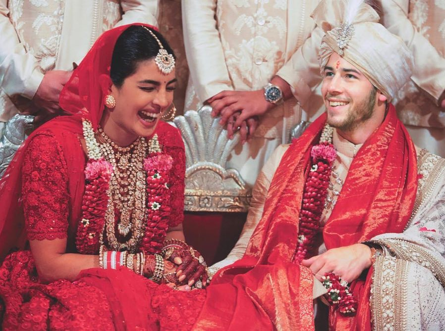 Pictures Of Priyanka Chopra And Nick Jonas Indian Wedding Ceremony Are Out And It's Too Precious To Miss