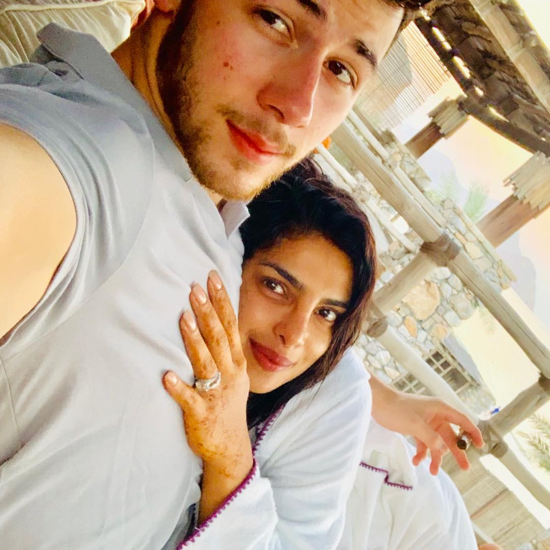 Priyanka Chopra And Nick Jonas Revealed their Honeymoon Destination And It Sounds So Magical