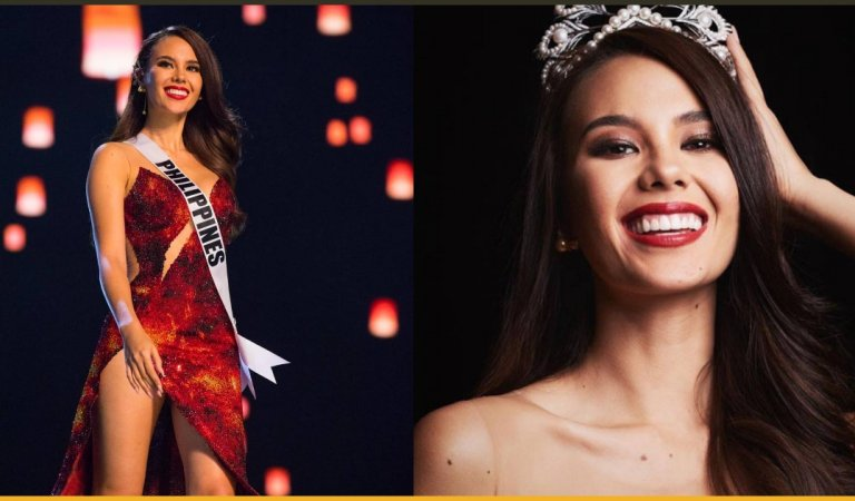 8 Things You Probably Didn't Know About Miss Universe 2018 Catriona Gray