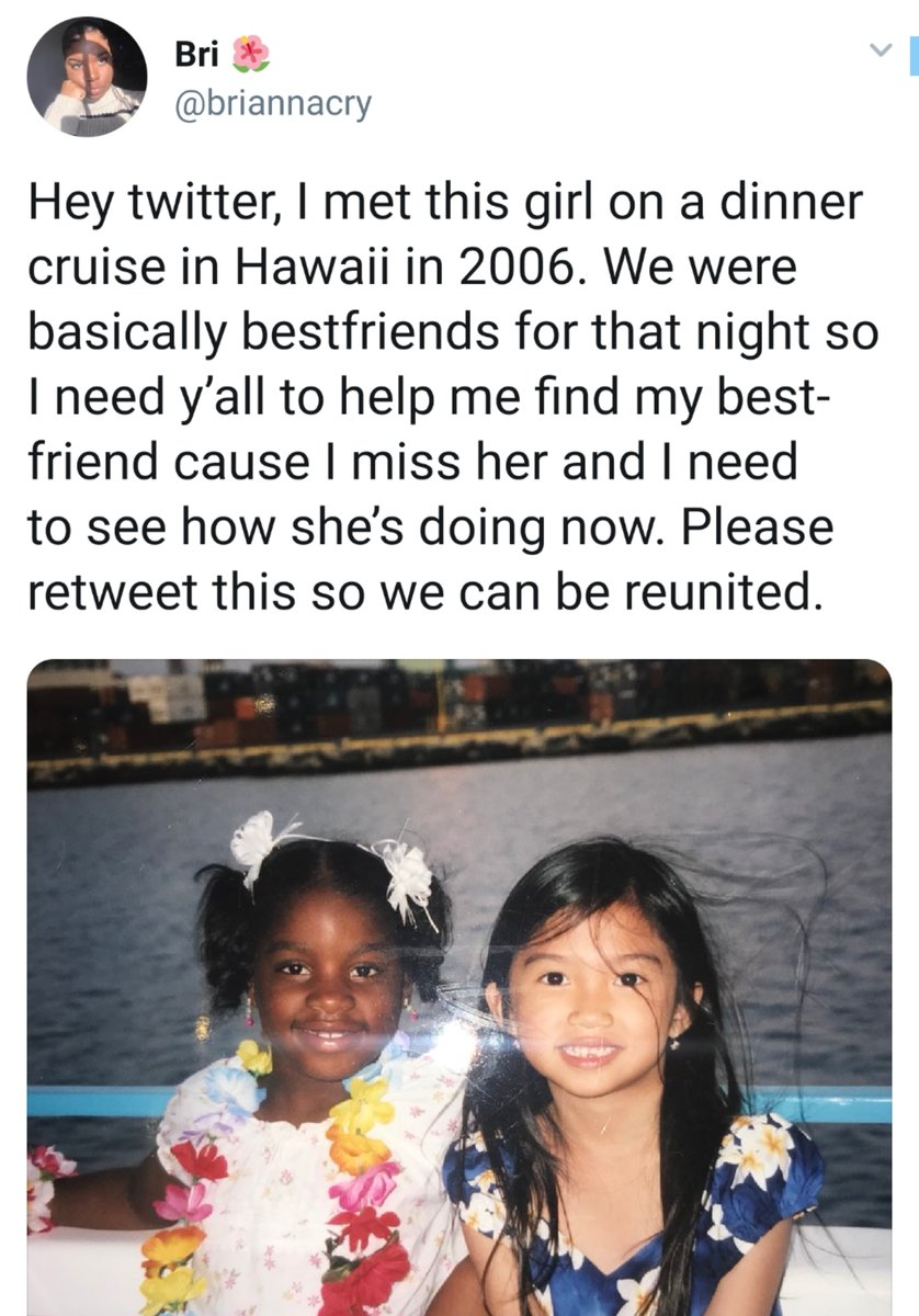 Twitter Helps Reunite Long-Lost Friends And This Will Melt Your Hearts
