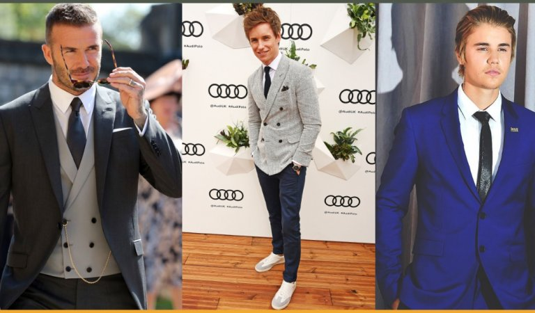 The 25 Most Elegantly Dressed Up Men On This Planet In 2018