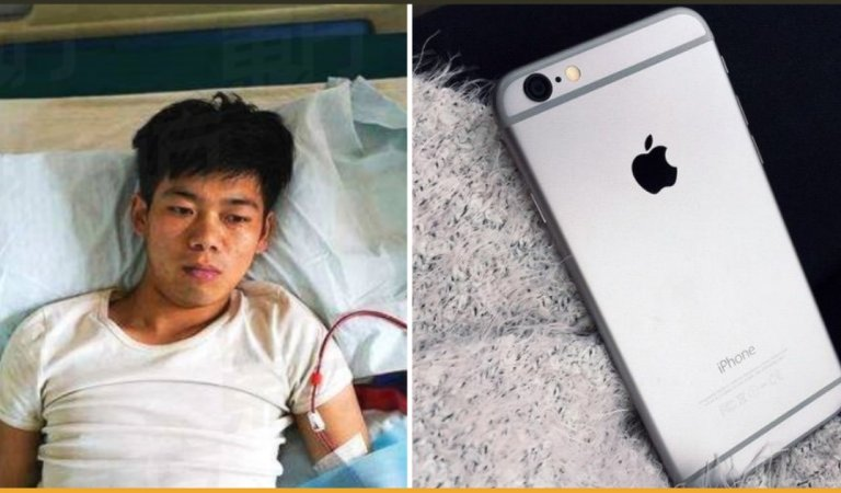 Teenager Sold Kidney To Buy iPhone, Becomes Paralyzed And Didn't Even Get The Phone