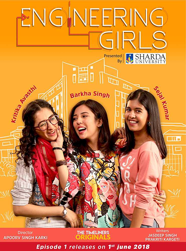 Top Indian Web Series 2018 - Engineering Girls