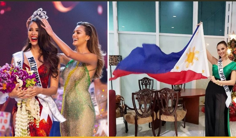 Meet Filipino Singer Who Bagged The Crown Of Miss Universe 2018 In Bangkok